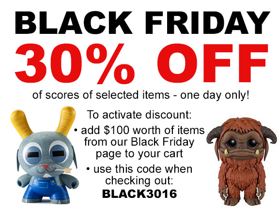 http://www.tenacioustoys.com/collections/black-friday-cyber-monday-page