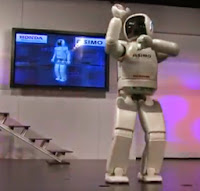 Honda's Asimo Robot is no more.
