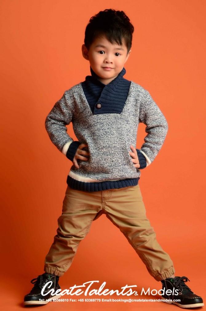 Cute kids modelling agency reviews