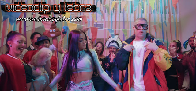 Natti Natasha feat Bad Bunny - Amantes de una noche
