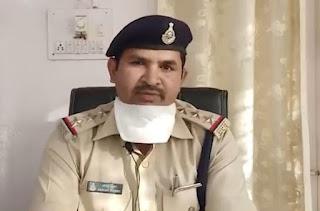 पेटलावद पुलिस प्रशासन का उद्देश्य आम जनता की रक्षा करना तथा निस्वार्थ भाव से