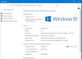 أخف وأسرع نسخة ويندوز 10 برو على الحاسوب وتشتغل على الأجهزة الضعيفة