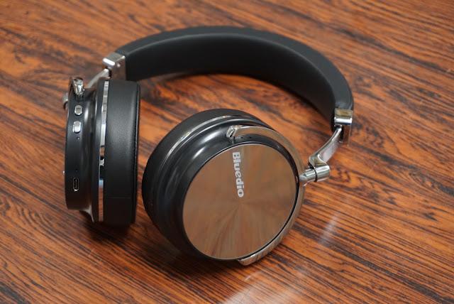 【Bluedio T4S】たった43ドルでノイズキャンセリングも搭載!Bluetoothヘッドホンの入門にBluedio T4Sレビュー