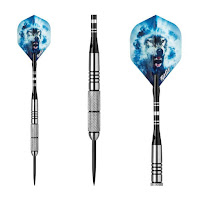 Fat Cat Predator 80% Tungsten Steel Tip Darts