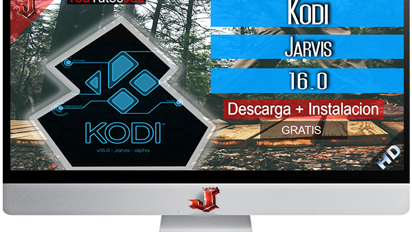 Kodi v16.0 Jarvis FULL ESPAÑOL | 2016