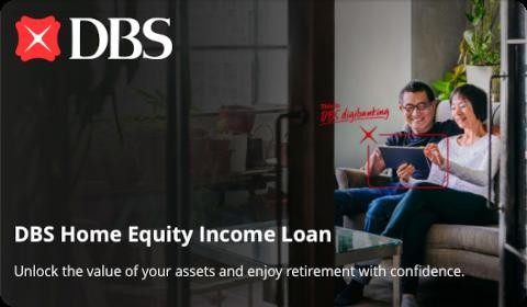 DBS Home Equity Income Loan