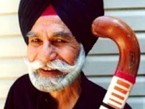 Padma Shri  Balbir Singh Sr, Olympic medallist, hockey player, wiki