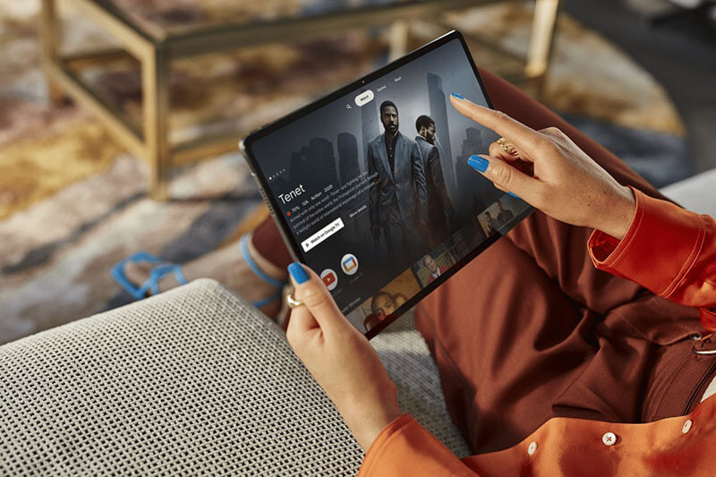 Lenovo announced Tab P11 5G, P12 Pro 5G and TWS Earbuds with ANC