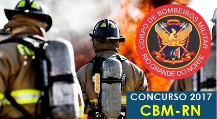 concurso CBM-RN 2017