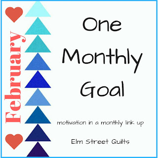 February OMG Finish  link-up is open!