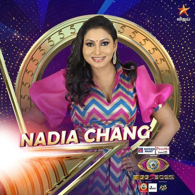 Nadia Chang  Video Creator