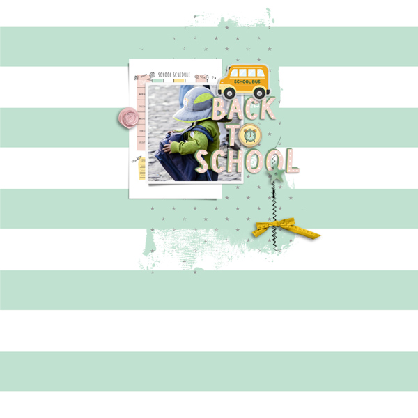 TDP september 2019 challenge | back to school © sylvia • sro 2019