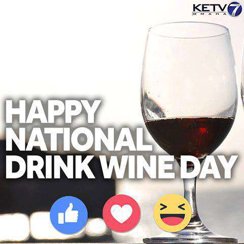 National Drink Wine Day Wishes Lovely Pics