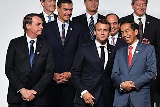 Karena Bahasa Inggris? Alasan Presiden Jokowi Tak Pernah Pidato di Sidang PBB, Diwakili Jusuf Kalla