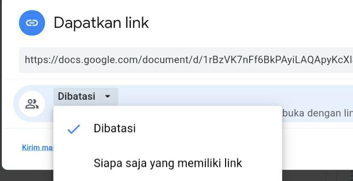 Google Drive Tidak Perlu Izin