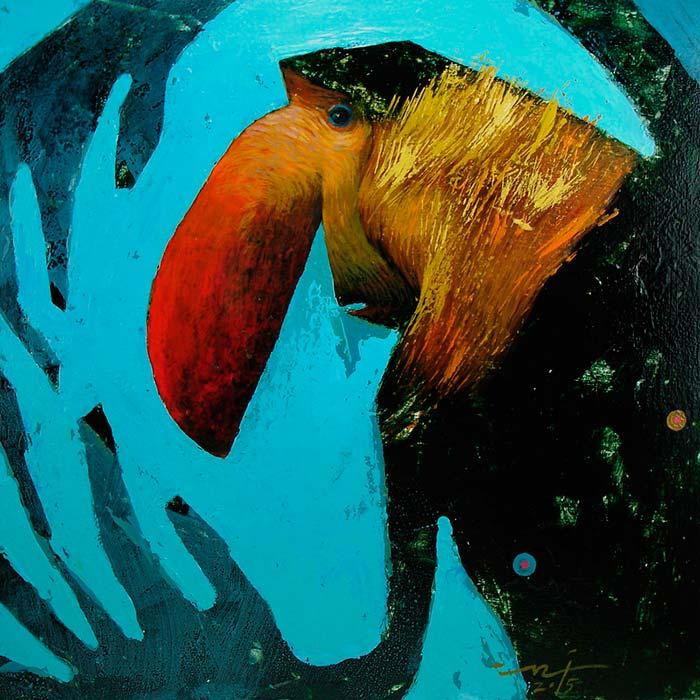 Ilustración de Henry González. Calidad y trayectoria envidiable