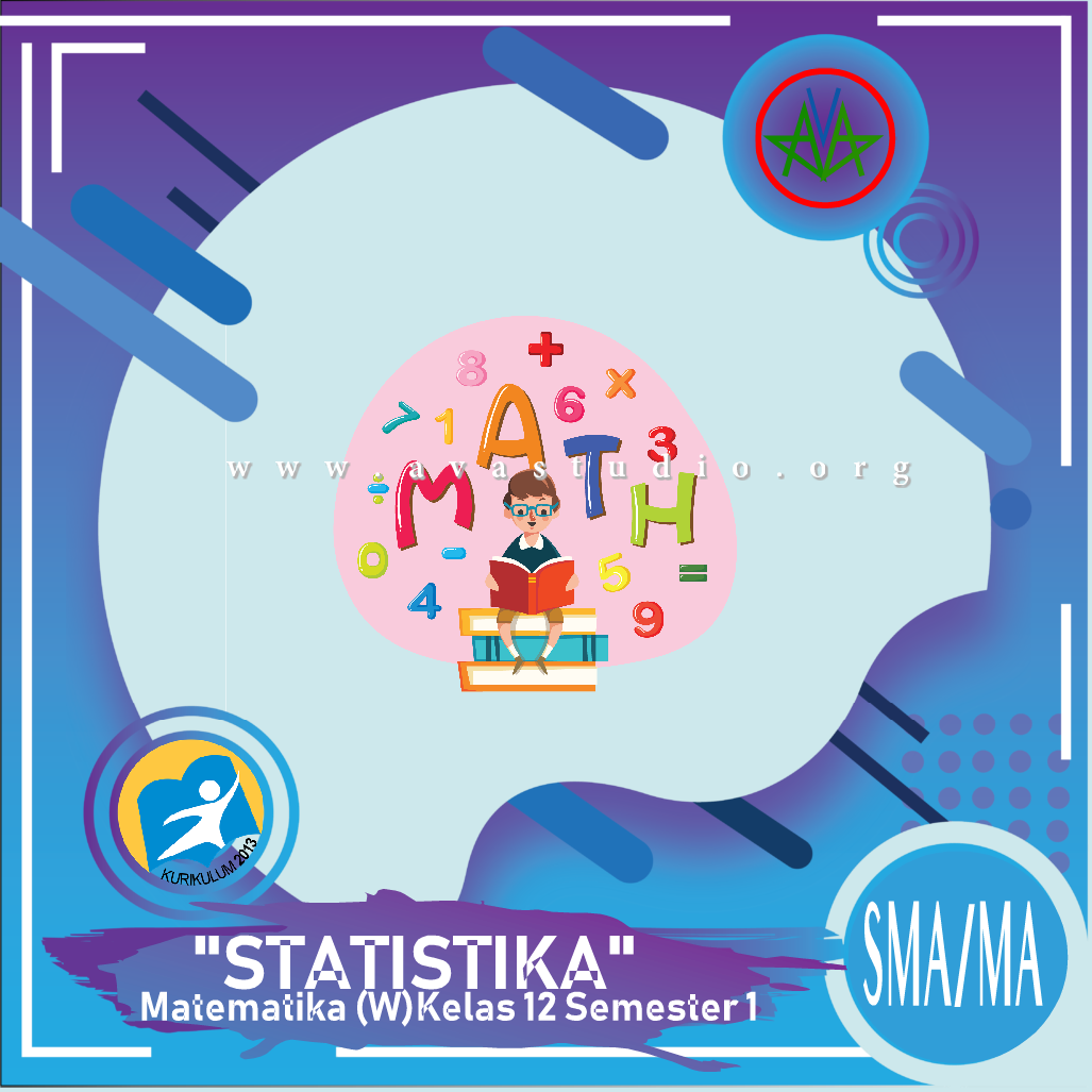 Rangkuman Materi Matematika - Statistika