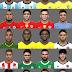PES 2017 Facepack Eliminatorias Conmebol & México By Jonathan Facemaker
