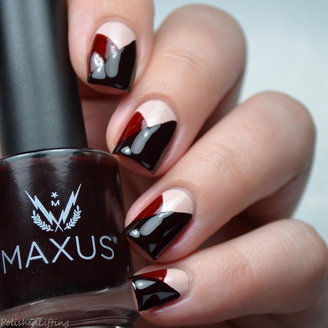Polished Lifting Maxus Nails Empower Collection