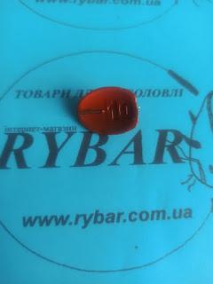 """Джиг розбірний """"Парящий"""" фарбований 10 г (ч)"""