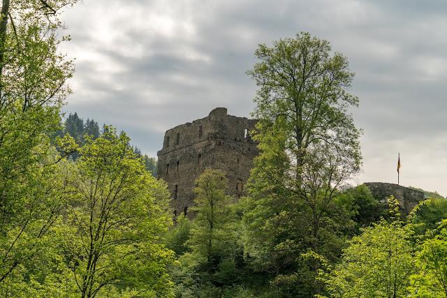 Traumschleife Masdascher Burgherrenweg  Saar-Hunsrück-Steig  Wandern Kastellaun  Premiumwanderweg Mastershausen  Deutschlands schönster Wanderweg 2018 09