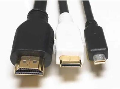 Bagaimana cara menghubungkan Android ke TV - HDMI