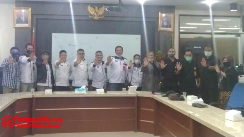 Kepala BPN Bekasi Dukung Pergerakan LAN Dalam Sosialisasi Penanggulangan Bahaya Narkoba