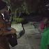 Omotola Jalade meets a young boy who calls himself her spiritual son