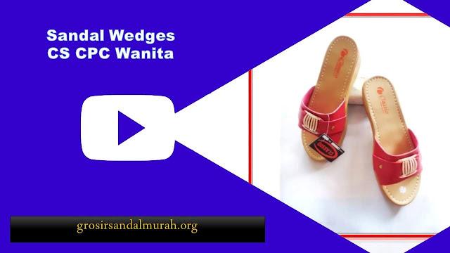 grosirsandalmurah.org -Wedges- Wedges CS CPC WANITA