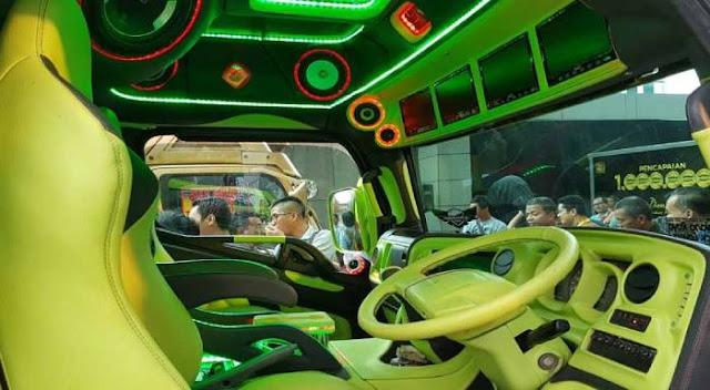 modifikasi mobil, modifikasi truk, mobil truk