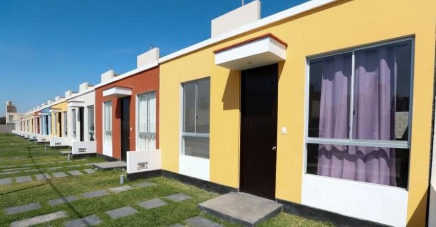 TECHO PROPIO 2020: Programa social oferta más de 5,300 viviendas en Ica