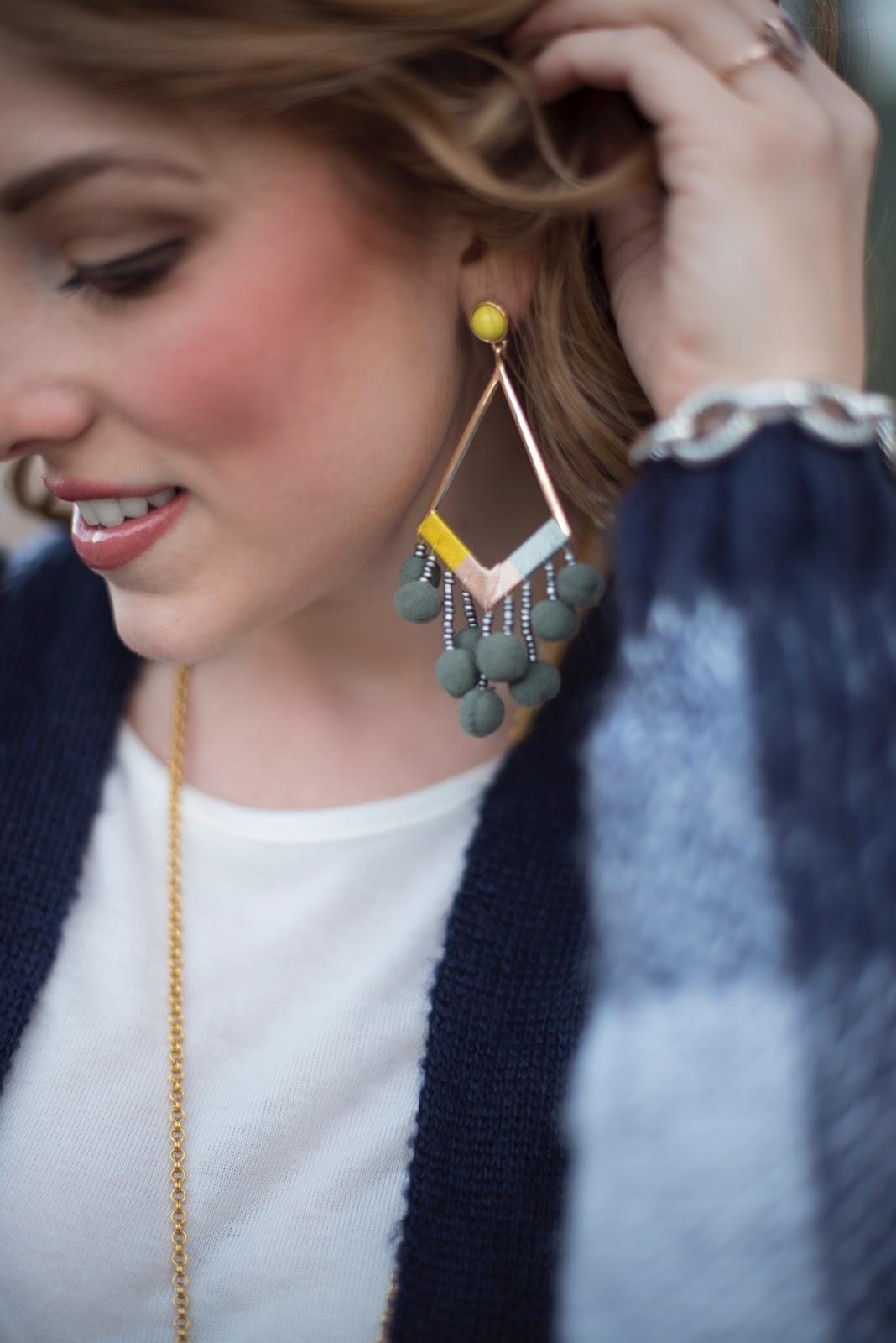 Baublebar Solange Statement Earrings