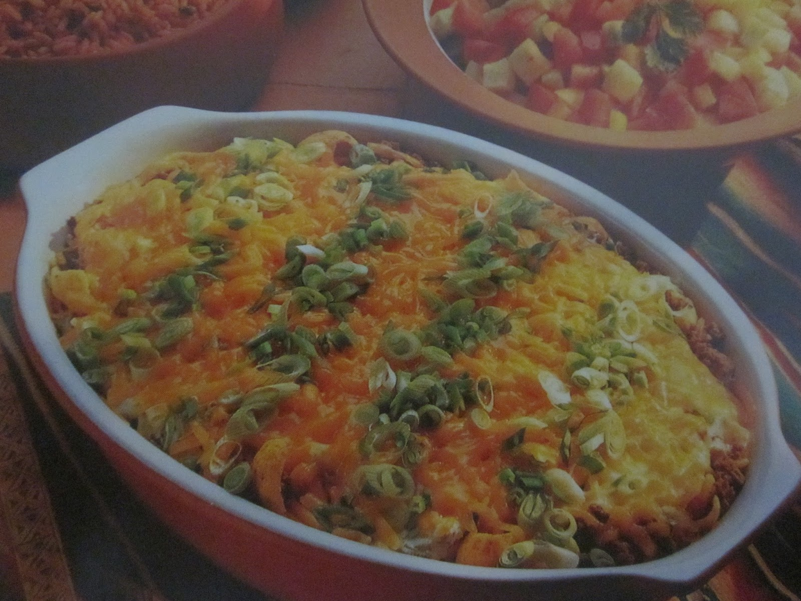 QUICK FIX RECIPES: SANTA FE CASSEROLE