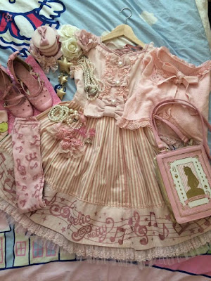 kawaii cute sweet lolita fashion harajuku dress pretty