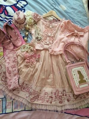 kawaii cute sweet lolita fashion harajuku dress pretty