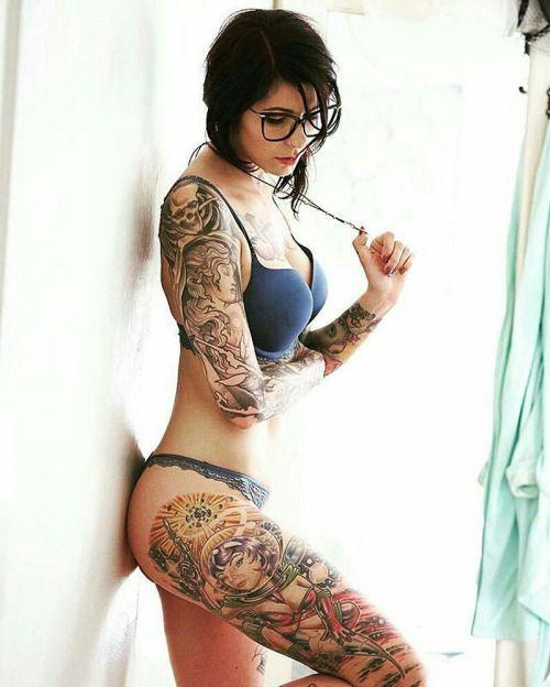 Beautiful Girl Tattoos