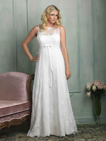 Vestidos de novia modernos