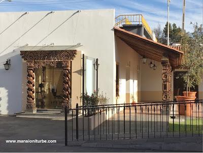 Troje Tradicional Purépecha en el Centro de Interpretación de la Ruta Don Vasco en Pátzcuaro