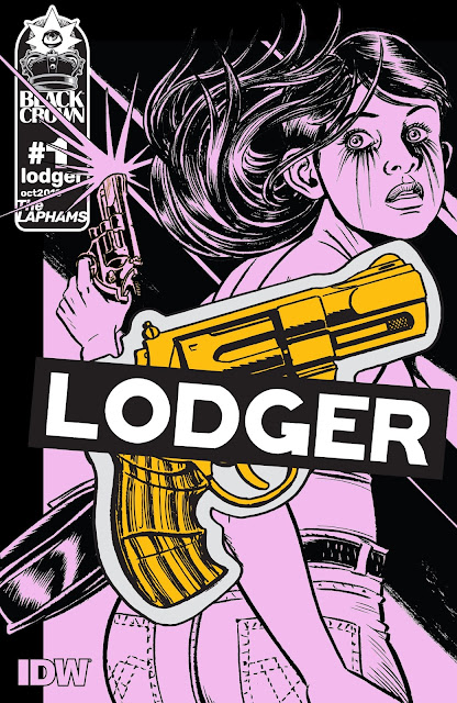 LODGER, by David and Maria Lapham