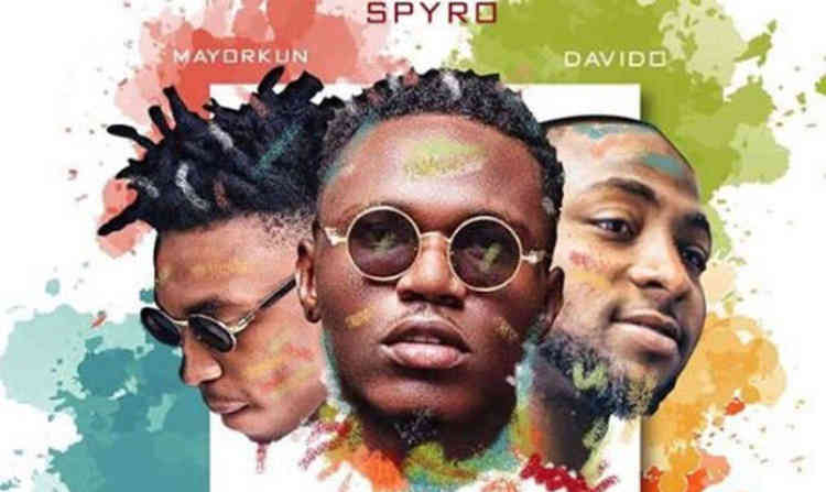 DMW boss Davido,Mayorkun collabo with Spyro in FUNKE remix