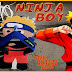 Sandal Lucu Sancu Motif Ninja Boy