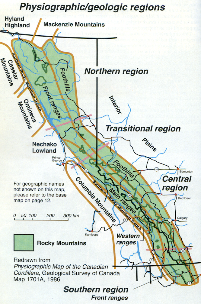 Earthly Musings - Wayne Ranney's Geology Blog: Thrust Faults ... on map of canada's parks, map alaska national parks, map of alberta provincial parks, map of alberta railways, map of grassi lakes alberta, map of jasper national park, map of alberta highways, map of alberta canada, map canada national parks, map of yoho national park, map of banff national park, map of alberta reserves, map with lakes alberta canada, map of resources in alberta, map of alberta major cities, map of alberta crown land, map of alberta hospitals, map of southern alberta,