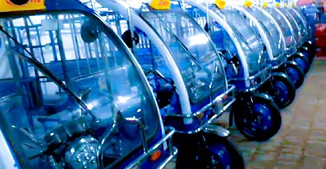 ব্যাটারি চালিত অটোরিক্সা বা ইজিবাইকের দাম - auto rickshaw price