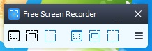 Aplikasi Gratis Screen Video Recorder Untuk Windows