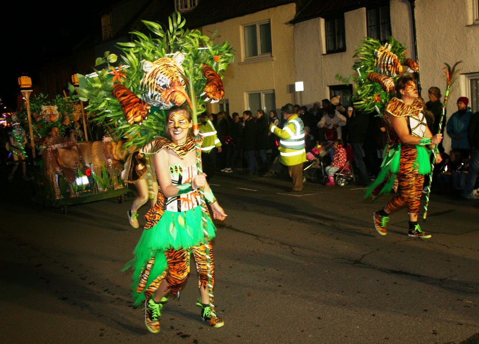 Somerset Carnival Season 2014 - Xtreme Carnival Club with 'Hear Me Roar'