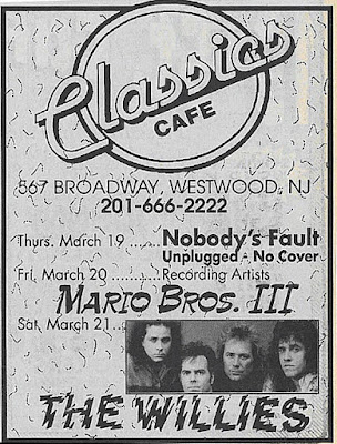Classic's Cafe in Westwood, New Jersey