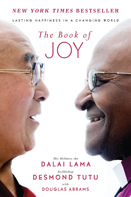 Jactionary Book Review The Book of Joy Dalai Lama and Desmond Tutu