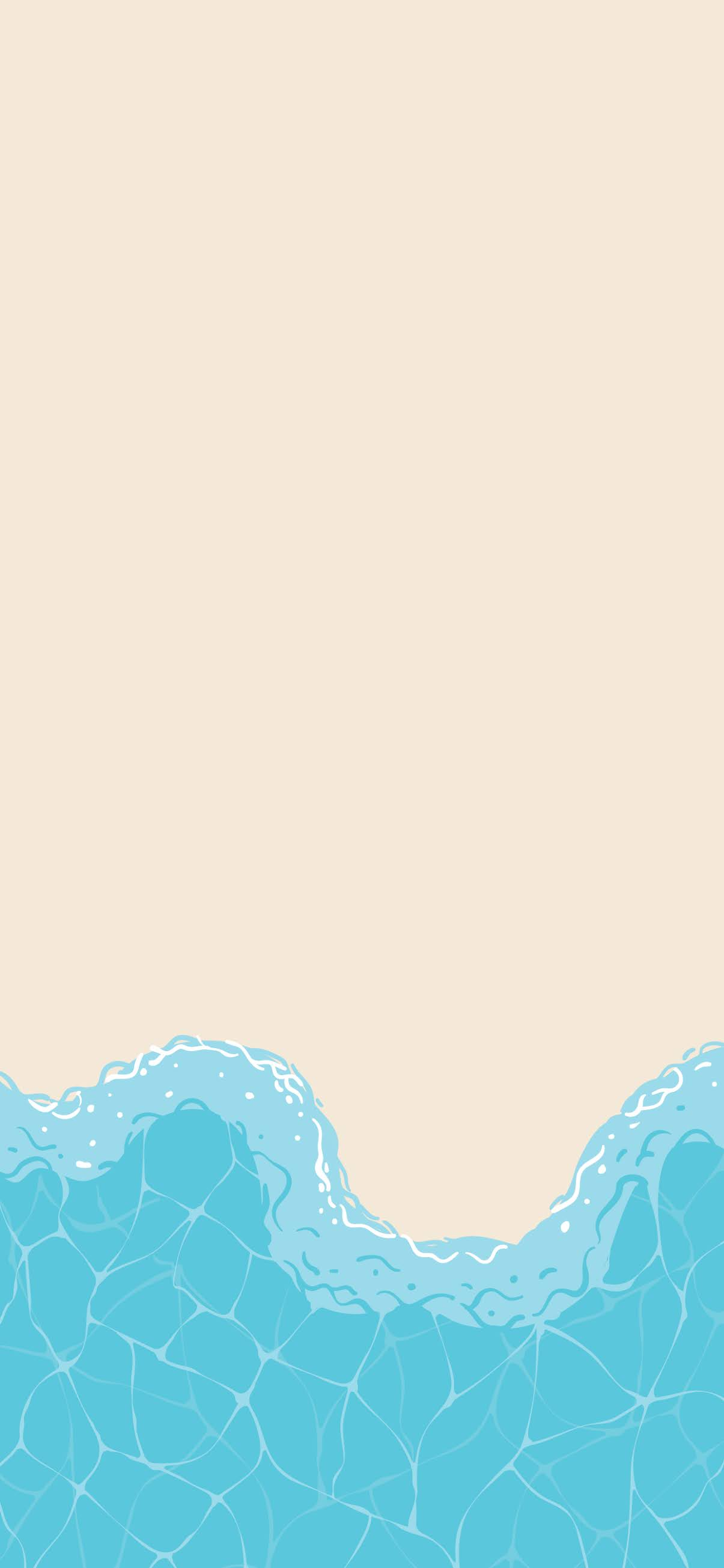 minimalist summer beach hd background simple
