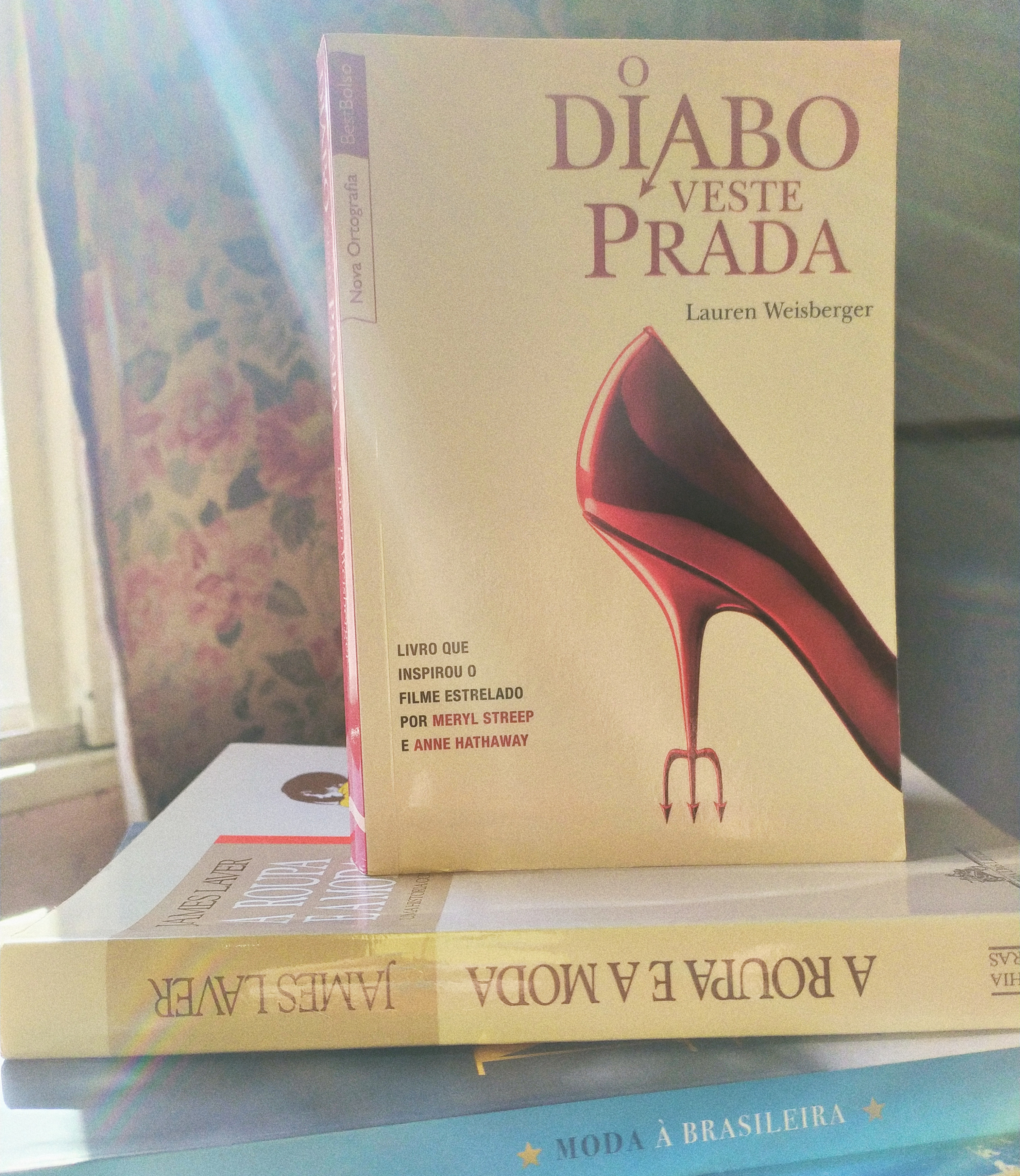 Livro O Diabo Veste Prada