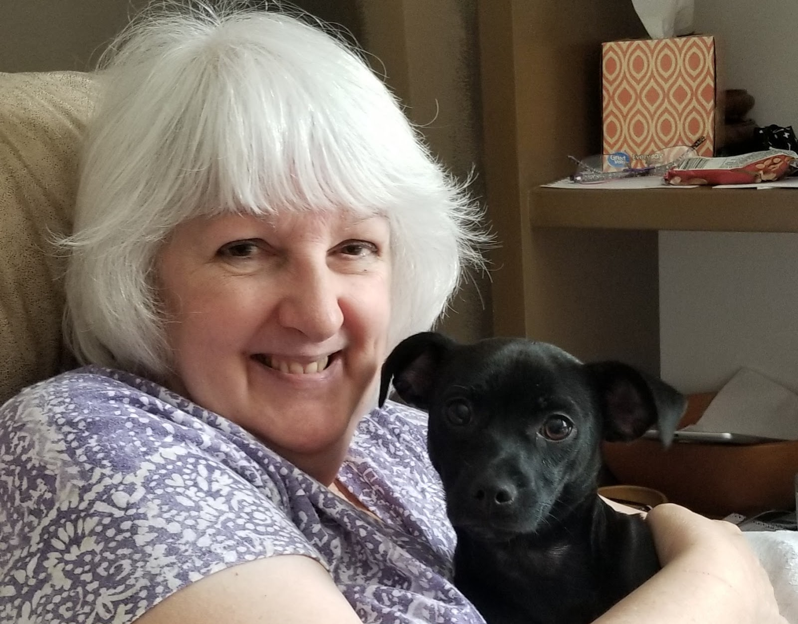 Ataxia Profile: Donna Gregg